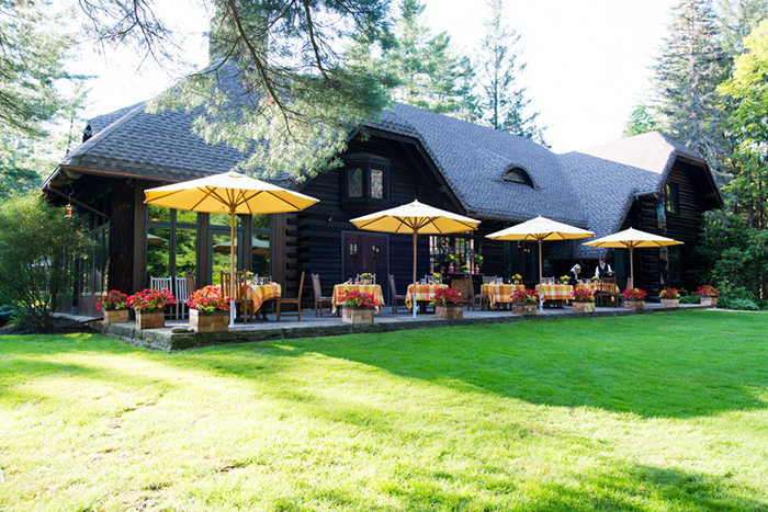 The Lodge at Glendorn