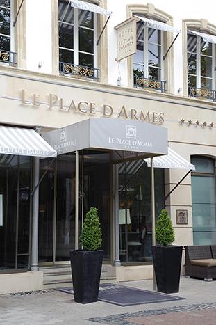 Hôtel Le Place d'Armes