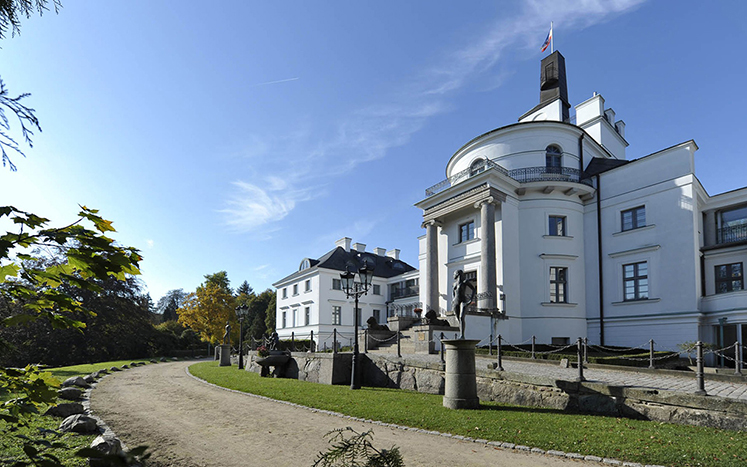 Schlosshotel Burg Schlitz