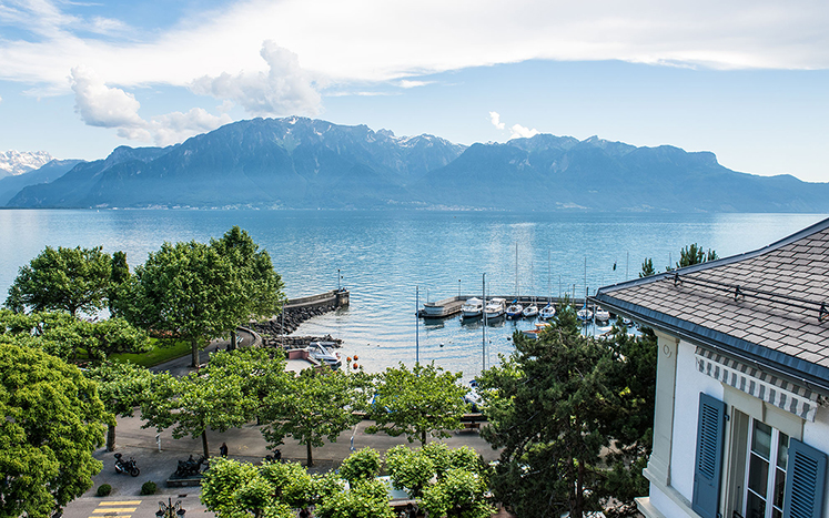 Grand Hôtel du Lac