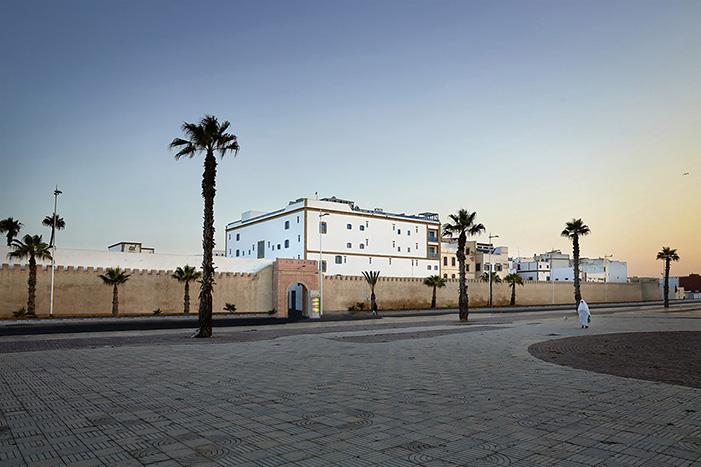 L'Heure Bleue Palais