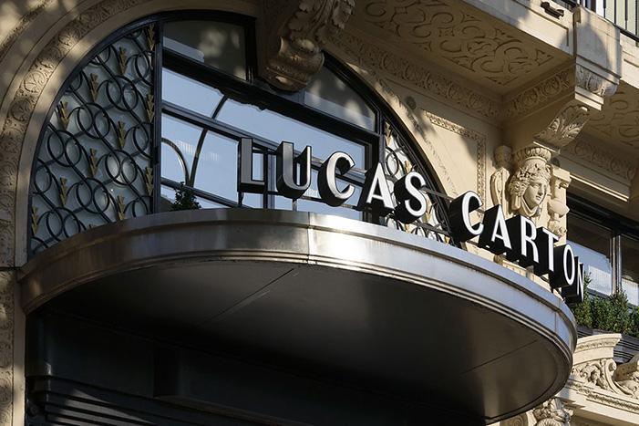 Lucas Carton