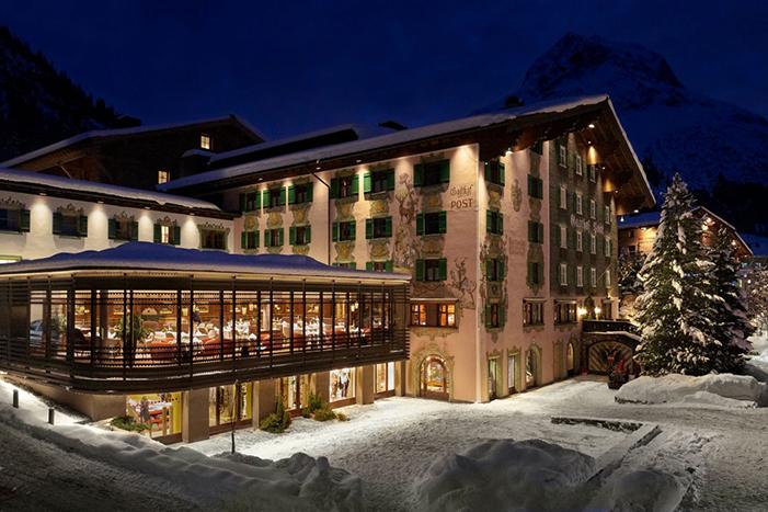 Post Lech Arlberg