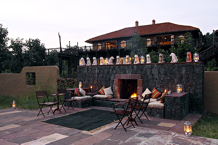 Samode Safari Lodge